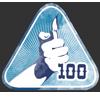 Fans 100