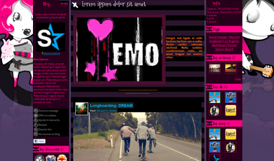 Journal Emo